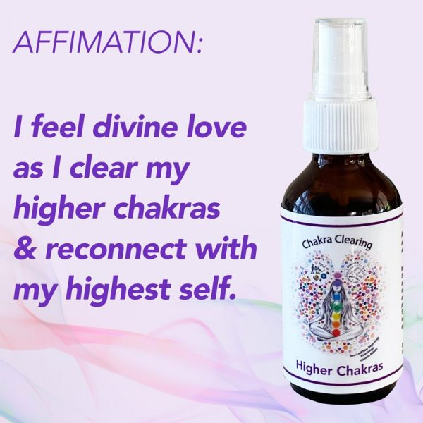 Higher Chakra Spray